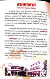 Ashhraya - Brochure -2